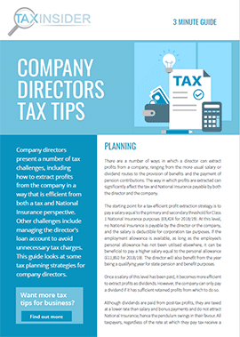 3 minute guide download company tax tips