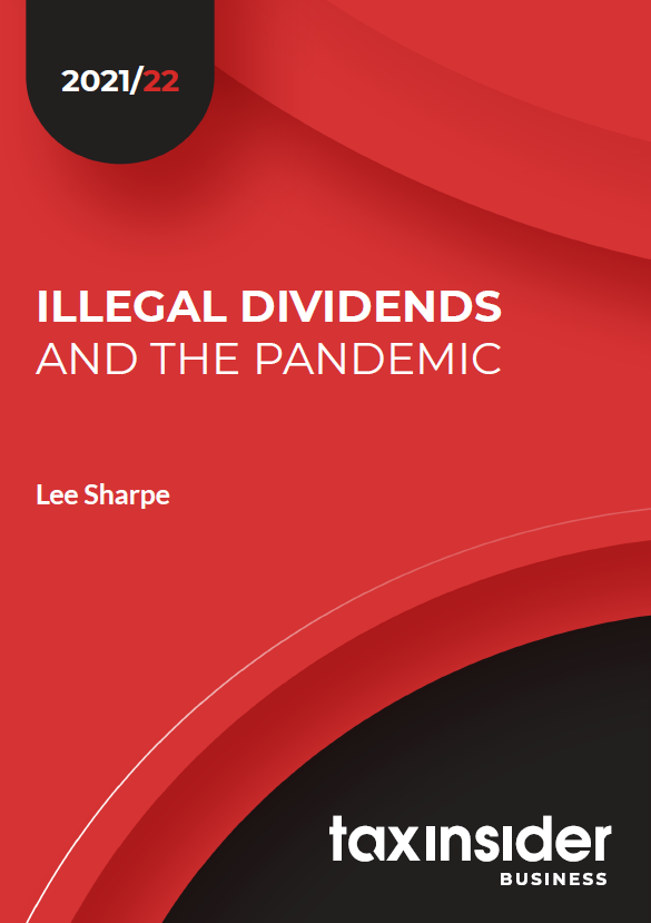 Illegal Dividends and the Pandemic