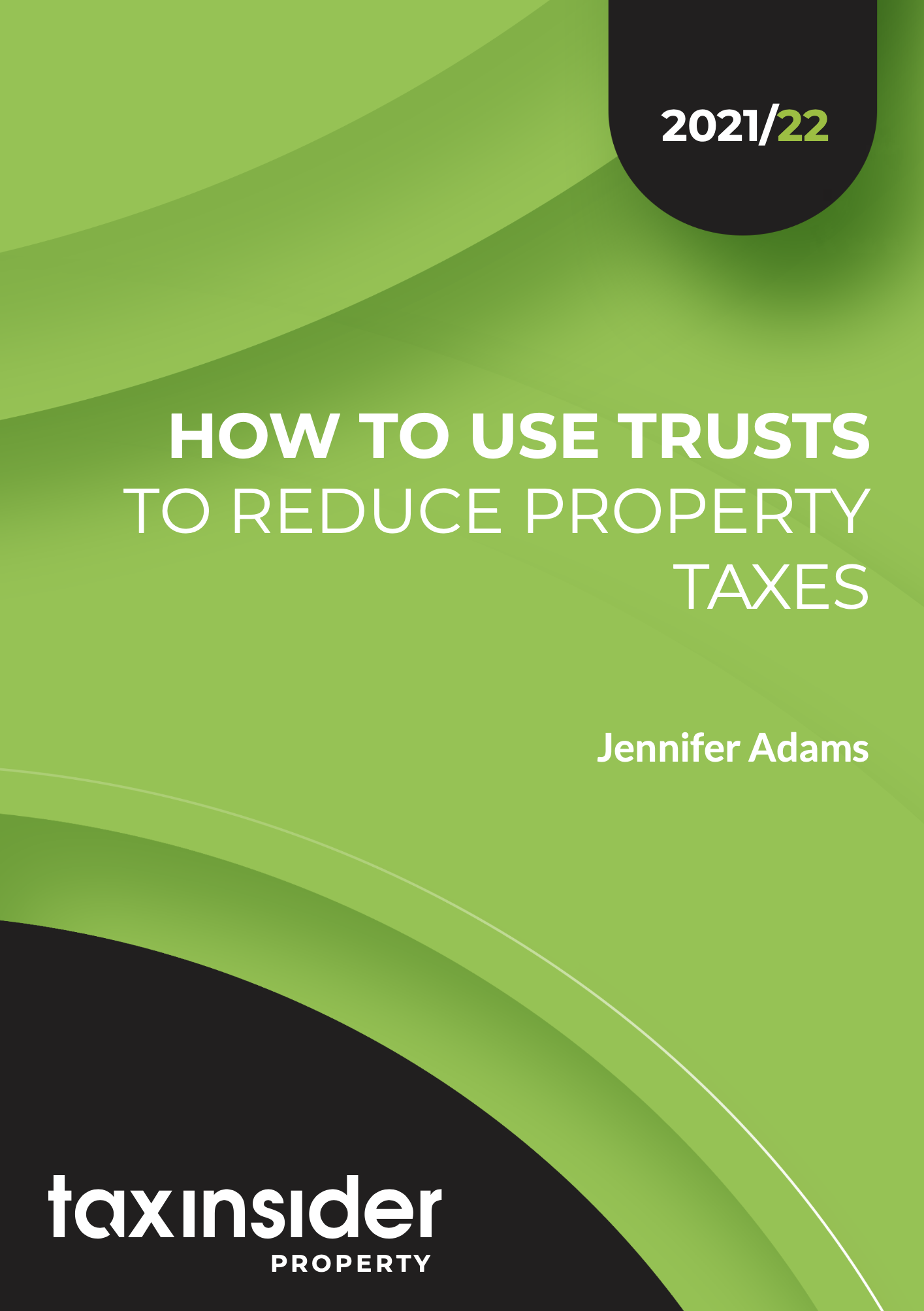 how to use trusts tax report