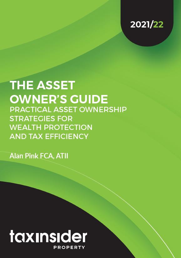 Tax Insider Property report asset transfers hidden tax traps